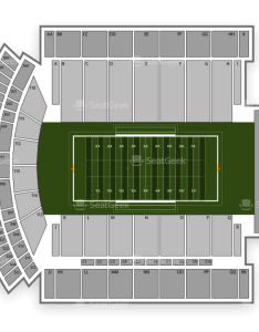 Southern miss golden eagles football seating chart also  roberts stadium seatgeek rh