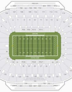 Notre dame stadium seating chart also nhl winter classic preview teams tickets  predictions rh seatgeek