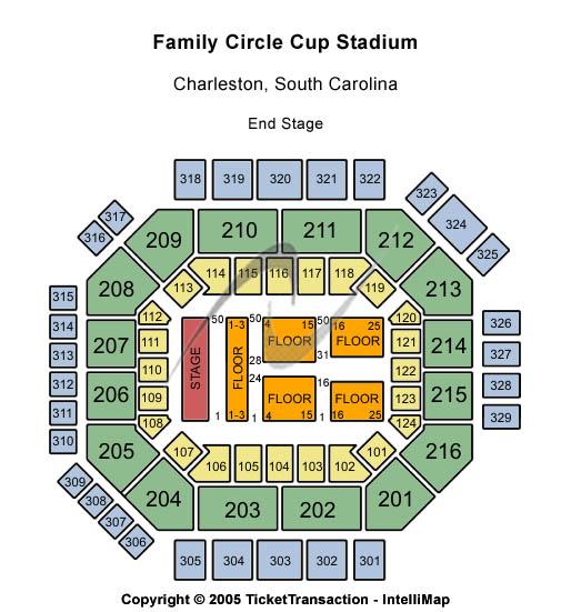 Sc Circle Charleston Stadium Family