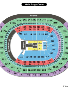 Wells fargo center wwe seating chart also philadelphia pa view rh seatingchartview