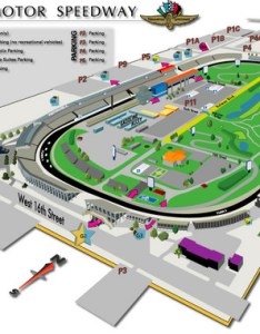 Indianapolis motor speedway  facility map also in seating chart view rh seatingchartview