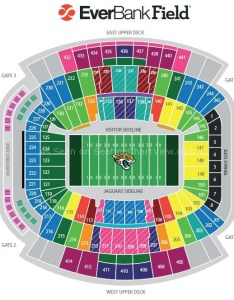 Everbank field football seating chart also jacksonville fl view rh seatingchartview