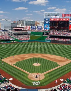 Nationals park washington dc also seating chart view rh seatingchartview