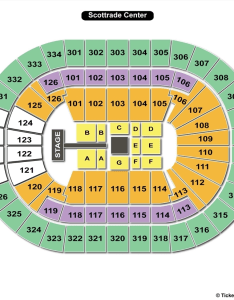 Scottrade center wwe seating chart also st louis mo view rh seatingchartview