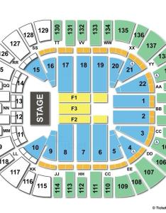 Vivint smart home arena end stage concert seating chart also salt lake city ut view rh seatingchartview
