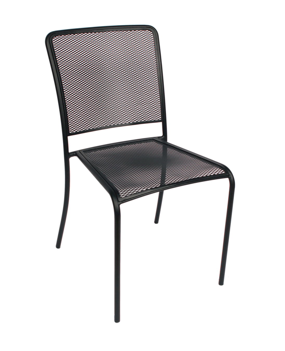 Outdoor Stackable Chairs Chesapeake Indoor Outdoor Stackable Side Chairs