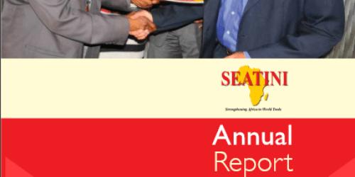 SEATINI ANNUAL REPORT 2014