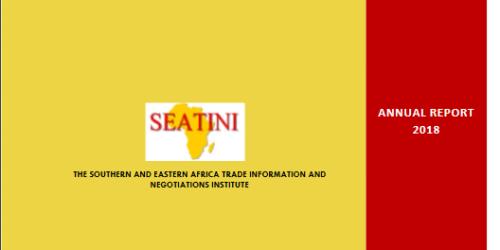 SEATINI ANNUAL REPORT 2018