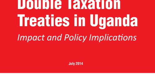 Double Taxation Treaties in Uganda: Impact and Policy Implications