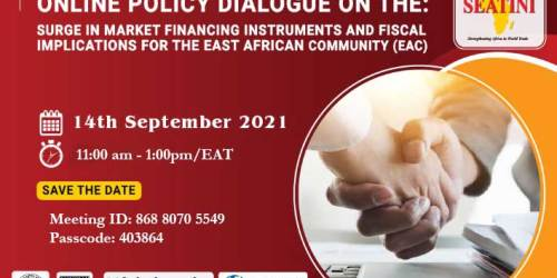 Online Policy Dialogue on the Surge in Market Financing Instruments and  Fiscal Implications for the EAC