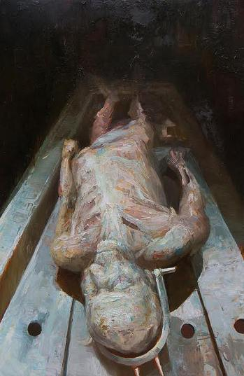 Adam Carnes, Dissection, 2014