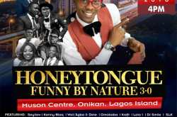 HoneyTongue Funny By Nature 3.0