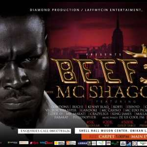 Beef 3 with Mc Shaggi