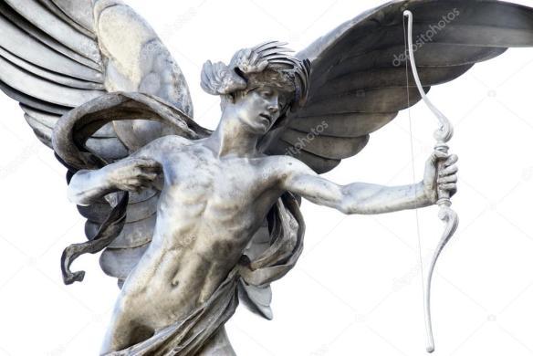 Eros god of erotiicism