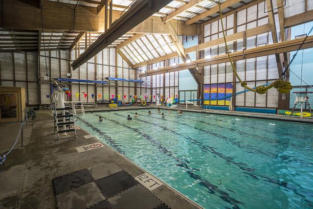 Meadowbrook Pool  Parks  Seattlegov