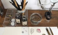 ArtLab: Handcrafted, Non-Toxic, Water-Based Artist Materials Made From 100% Botanical and Organic Food Grade Ingredients
