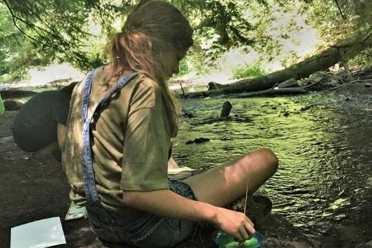 Enhancing Environmental Education with Art | Earthcare Northwest