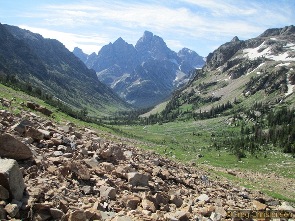Teton Crest Trail  Seattle Backpackers Magazine
