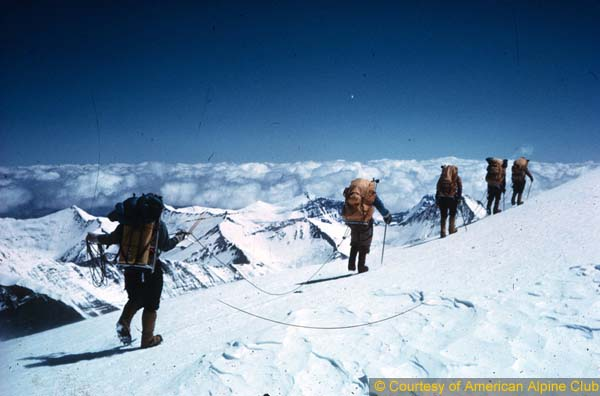 American Expedition of Everest in 1963