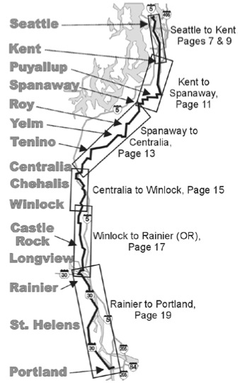 Weekend Guide: Seattle to Portland riders leave Saturday