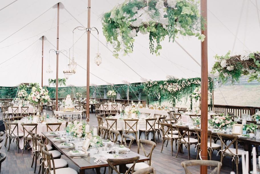 wedding chair covers rentals seattle booster chairs for kids bride under cover three experts weigh in on everything you need to know when renting a tent