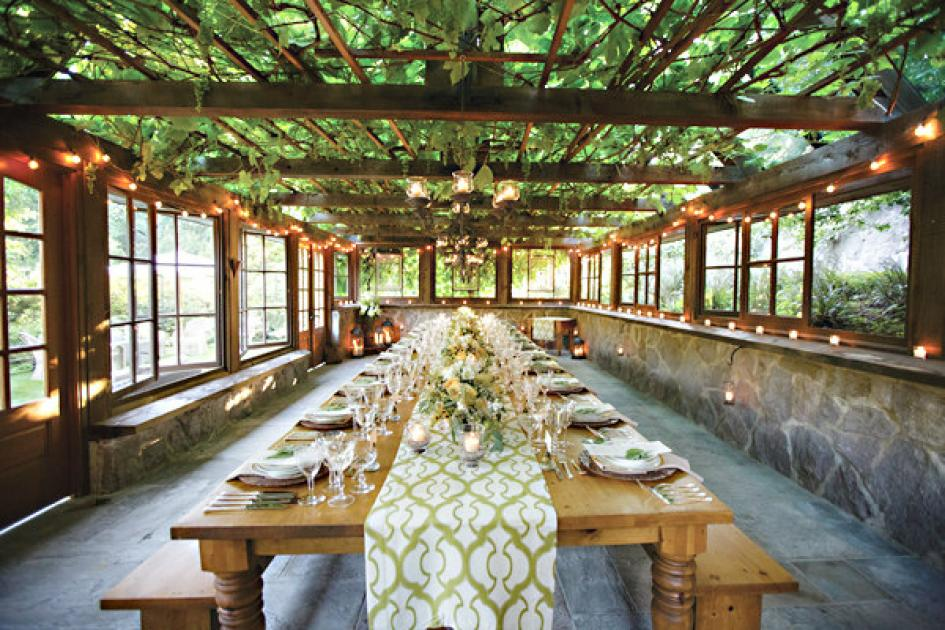 12 Outstanding Outdoor Wedding Venues Seattle Bride