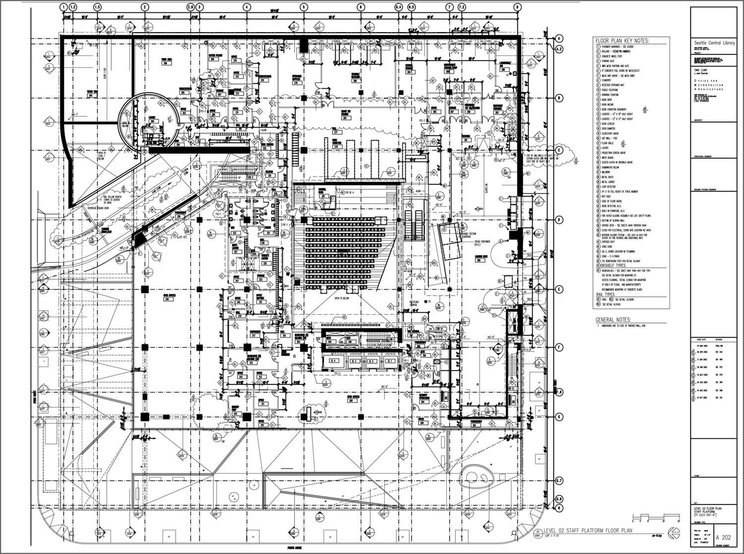 Plans/Sections