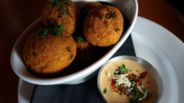 hushpuppies, remoulade