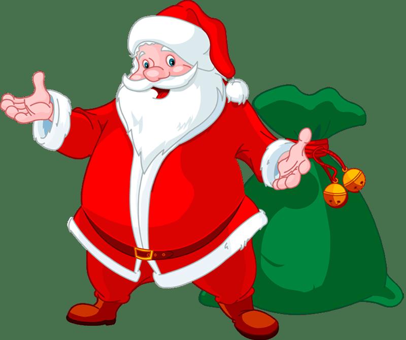 聖誕老人進化史趣聞
