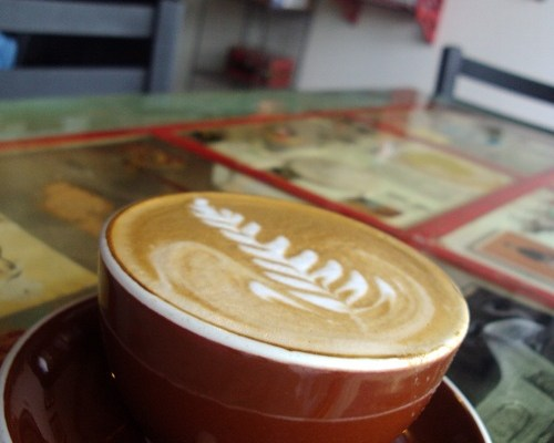 Frank Coffee on Capitol Hill – Indie Seattle Coffee Shops That Rock