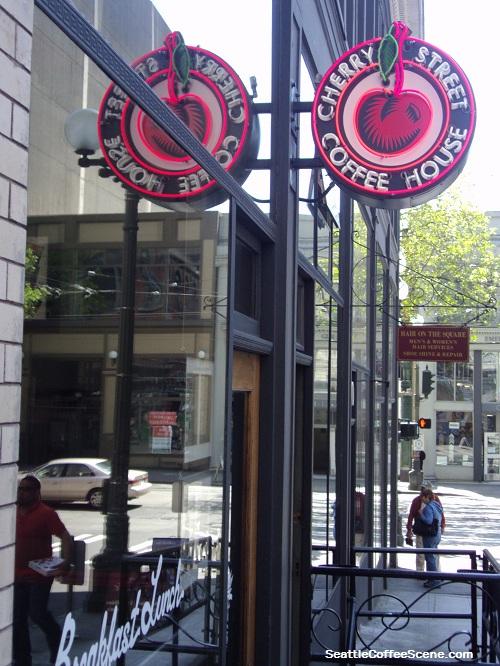 Seattle Coffee Scene Cherry Street Coffee House