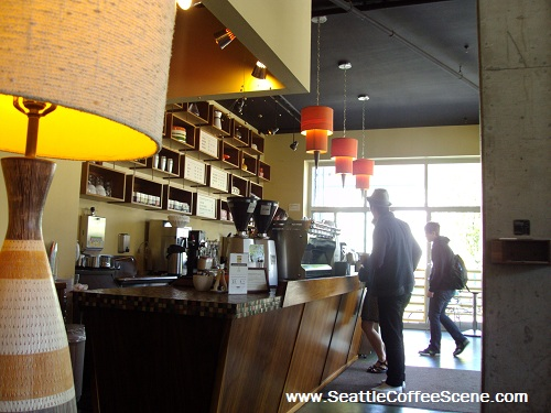 Trendy Seattle Coffee Shops: Voxx Coffee in East Lake