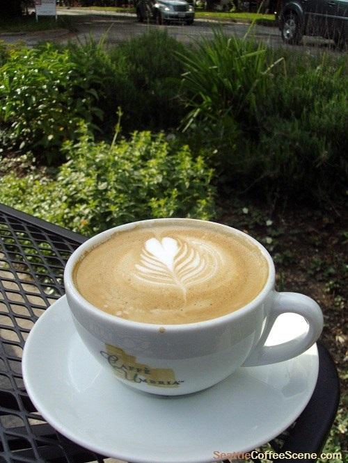 seattle coffee scene, ravenna
