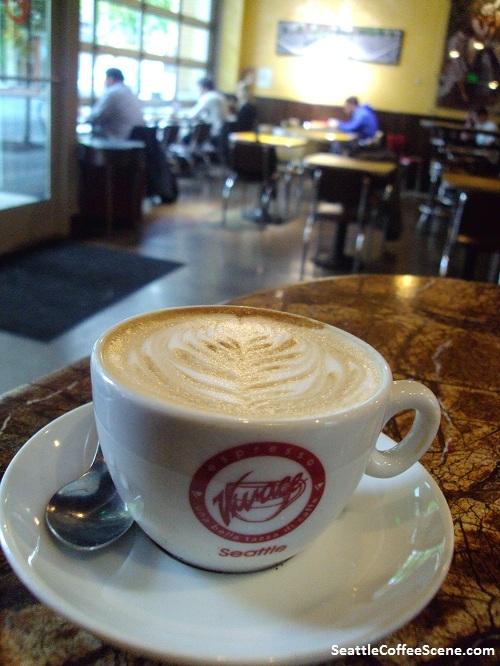 seattle coffee art