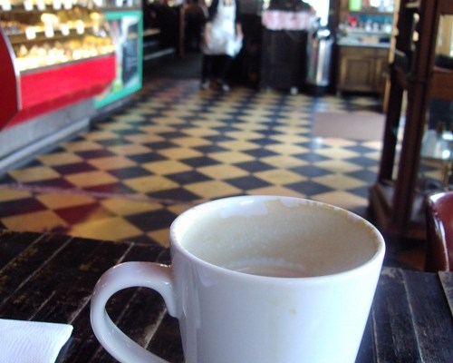 Sunday Mornings at B&O Espresso
