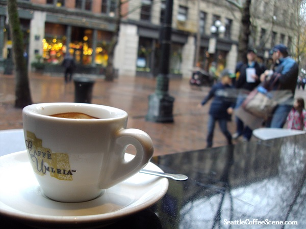 seattle coffee - caffe umbria - coffee in seattle - seattle coffee shops