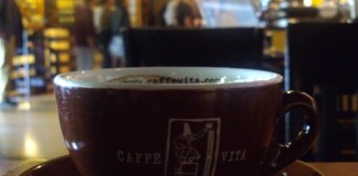 Seattle Coffee Scene - Caffe Vita