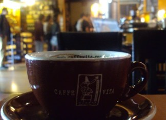 Seattle Coffee Scene - Caffe Vita