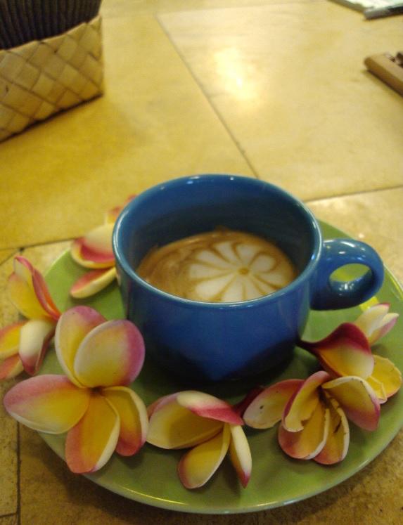 Petite Coffee