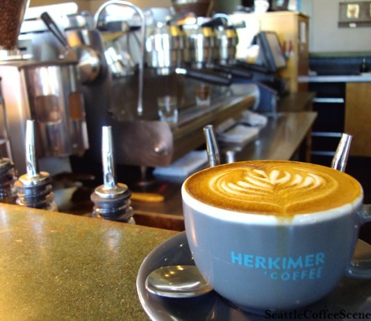 Seattle Coffee Shops - Seattle Coffee Roasters - Herkimer Coffee