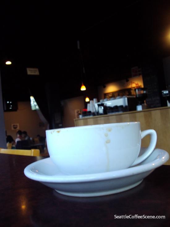 seattle coffee - zingaro