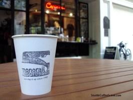 seattle coffee - espresso - monorail espresso