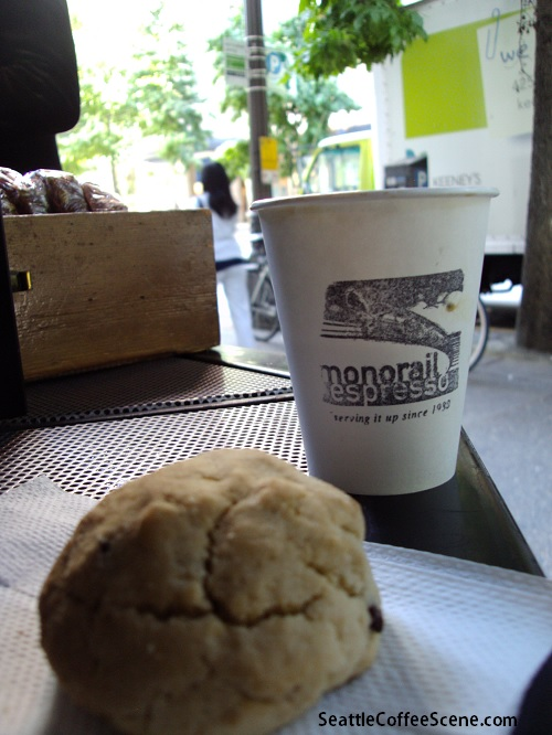 seattle coffee - monorail espresso