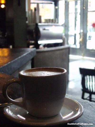seattle coffee - coffee health