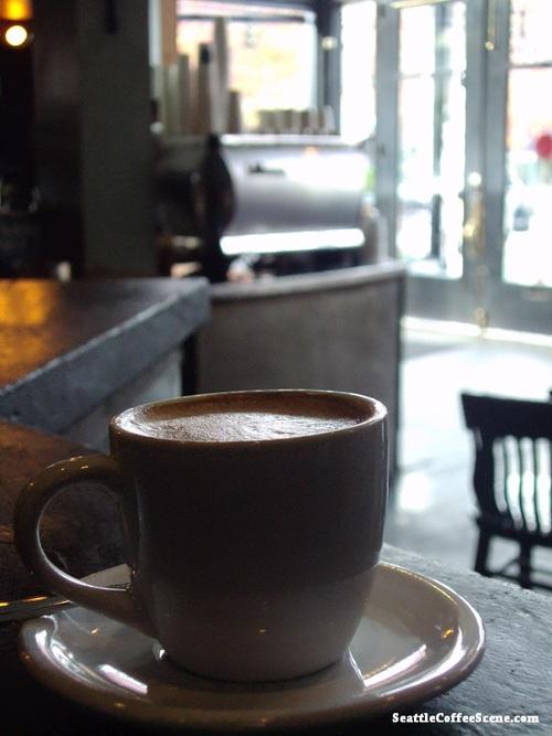 Seattle Coffee Scene, Seattle Coffee Shops