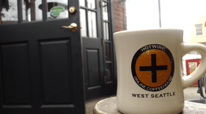 Seattle's Hotwire Online Coffeehouse Continues to Innovate