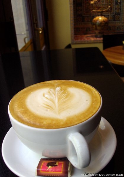 seattle coffee scene - best seattle eats
