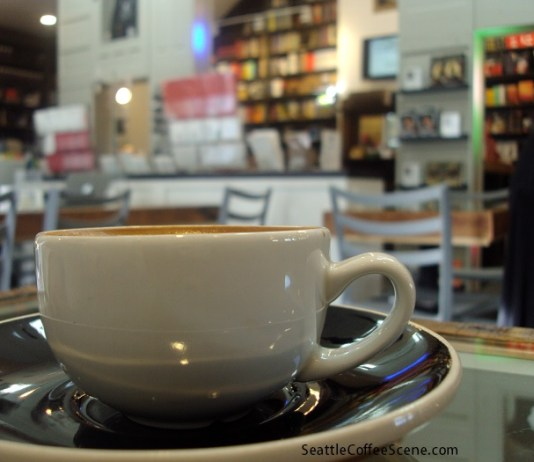 Seattle Coffee Shops, Ada's Technical Books and Cafe, Capitol Hill Seattle