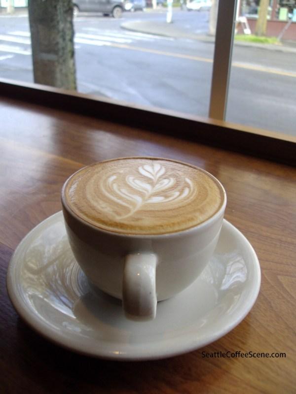 Seattle Coffee, coffee in Seattle, Bauhaus Coffee