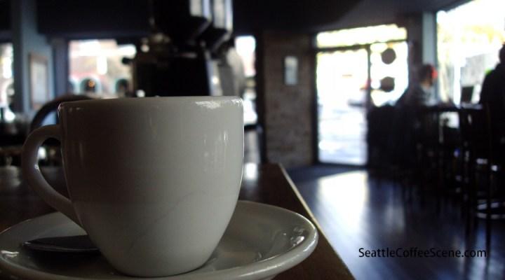 Bauhaus Coffee in Ballard